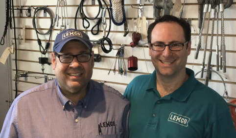 Neal Karbin and David Karbin, Owners