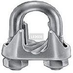 Malleable Wire Rope Clips - Usa