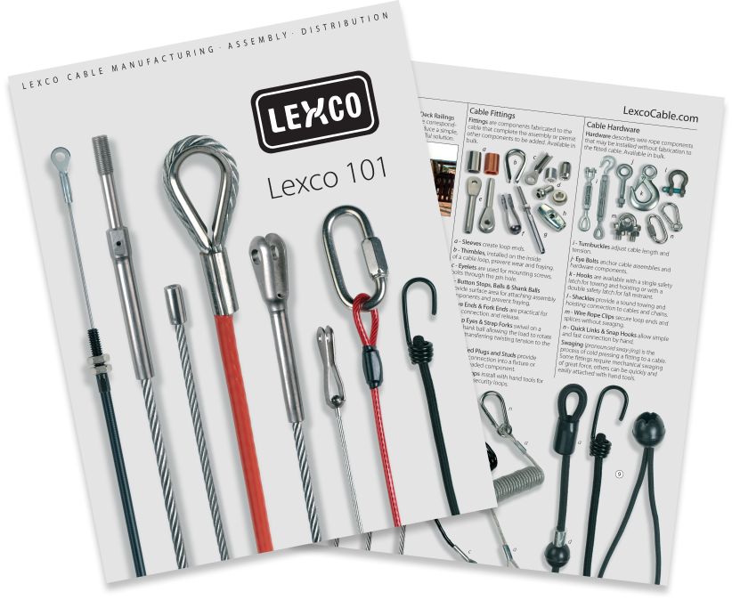Lexco Cable Manufacturing Assembly